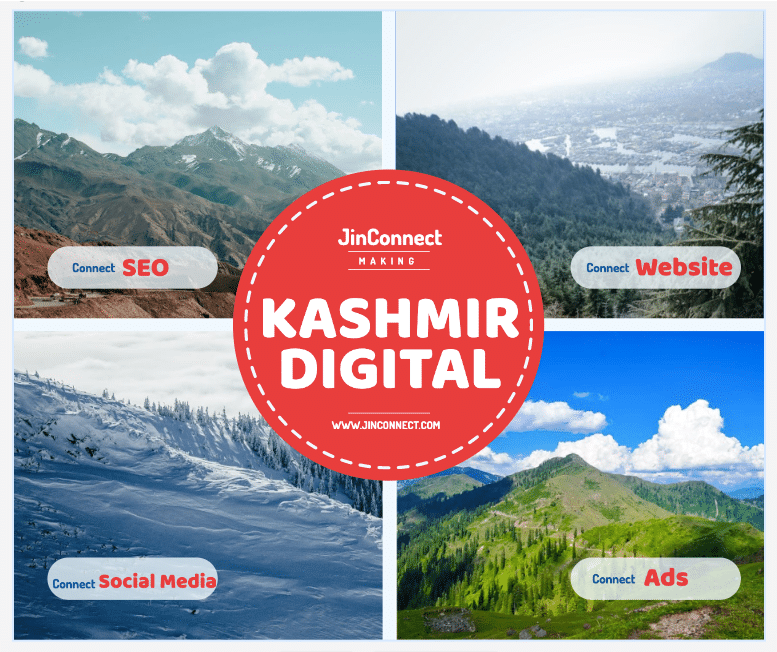 Digital Marketing and Website Design Company in Kashmir